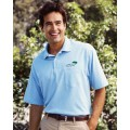 054P Hanes Stedman 5.5 oz. 50/50 Jersey Pocket Polo
