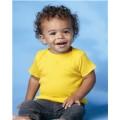 3400 Rabbit Skins Infant Lap Shoulder T-Shirt