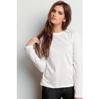 e7a8f4d0c B6500 Bella Ladies' 4.2 oz. Long-Sleeve Crew Neck Jersey T-Shirt