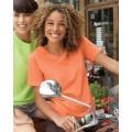 L-3587 LAT Ladies' Combed Ringspun V-Neck T-Shirt